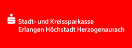 Startseite der Stadt- und Kreissparkasse Erlangen Höchstadt Herzogenaurach